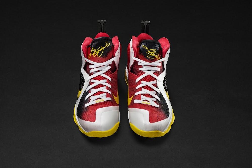 Nike Unveils LeBron 9 +Elite LeBron James Championship ...