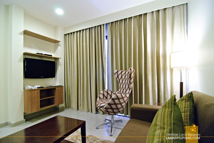 The Three Bedroom Suite at Baguio City's Azalea Residences
