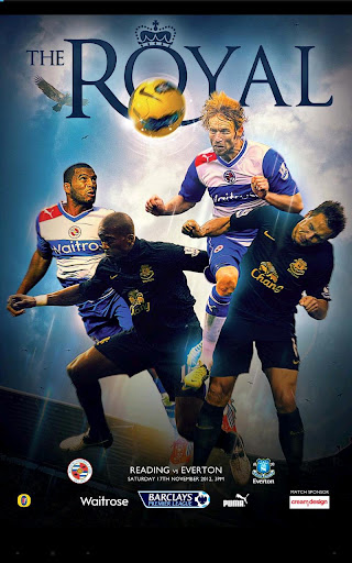 Reading FC Official Programmes