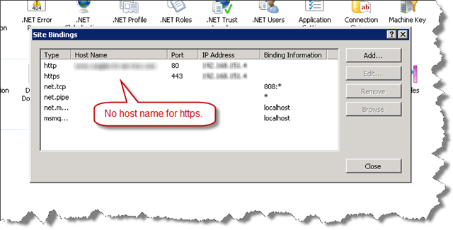 Fixing WSDL addresses in WCF 3 5 hosted on IIS 7 and using SSL
