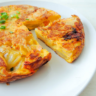 My Spanish Tortilla.