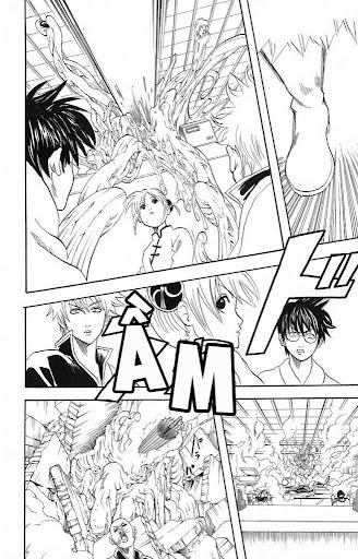 Gintama Chap 57 page 18 - Truyentranhaz.net