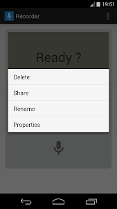 Voice Recorder screenshot 3