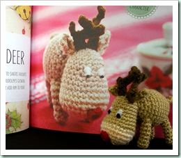 Crocheted-Reindeer