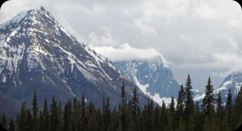 BanffNationalPark-Highway93-LakeAltrude-LakeLouise-PostHotel-TransCanadaHighway 15