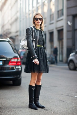 black-boots-black-lace-dress-black-leather-jacket-yellow-thin-belt_400