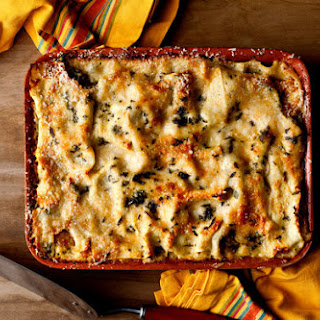 Lasagna With Roasted Kabocha Squash and Béchamel