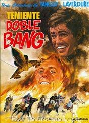 P00013 - teniente doble bang #13