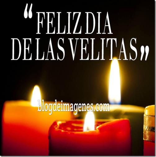 feliz día de las Velitas