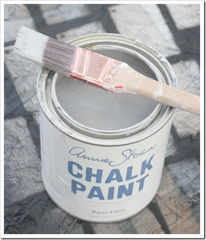 Annie Sloan Chalk Paint Paris Grey