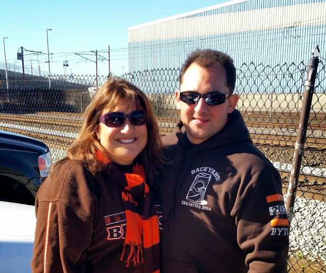 football, Cleveland Browns, tailgating