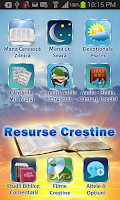 Screenshot of Resurse Crestine-Video, Audio