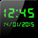 数字时钟 微件 icon