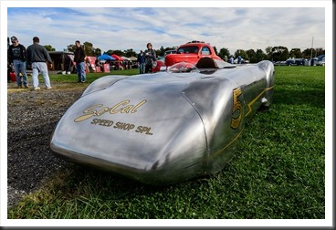 Dan Webbs So-Cal Streamliner Replica