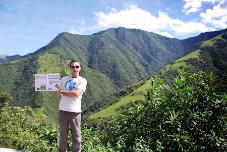 Cazare traditionala Ecuador: Drumul pasarilor colibri