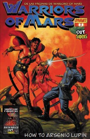 P00001 - Warriors of Mars howtoars