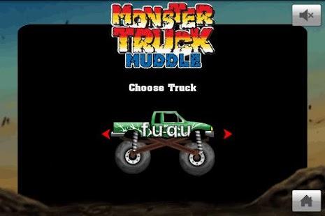 Monster Truck Muddle- screenshot thumbnail