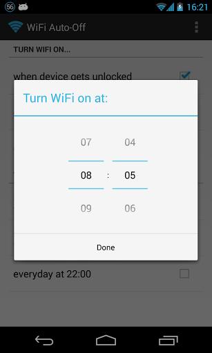 gestione wifi
