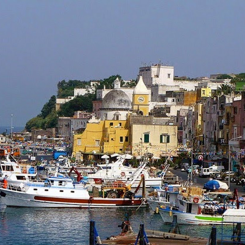 Procida archaic beauty always wonderfully the same.