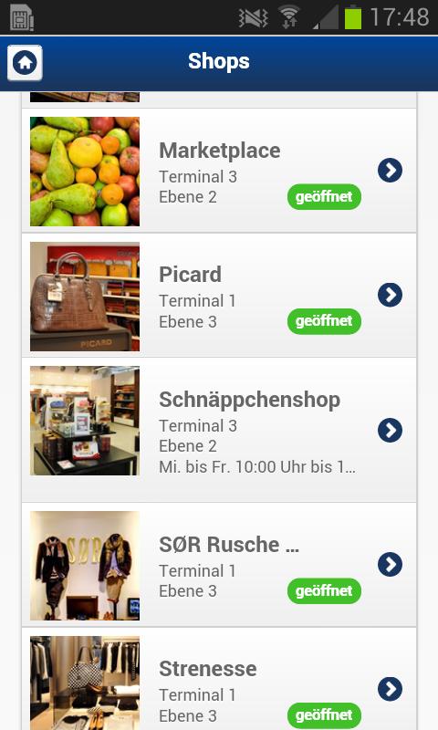 Flughafen Stuttgart - screenshot