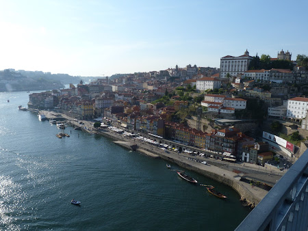 Obiective turistice Porto: vechiul Porto