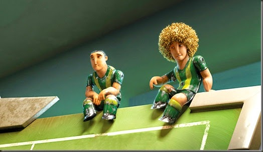 foosball the unbeatables_
