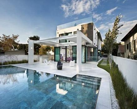 Casa De Lujo De 800 M2 Cuadrados Con Piscina Arquitexs