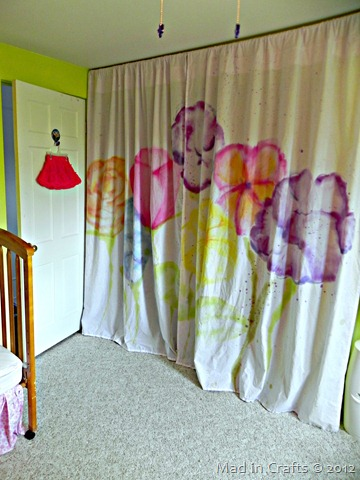 Daughter's Closet After