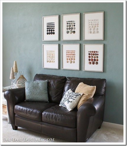 make a gallery wall