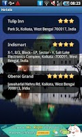 Screenshot of Kolkata Calcutta Travel Guid