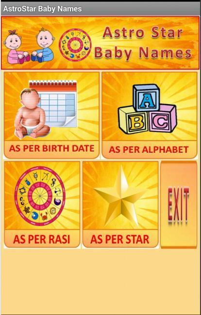 Baby Name Finder