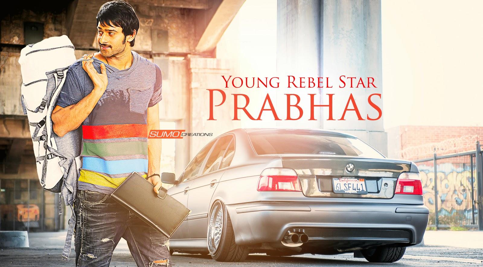 Prabhas Fans Forever: Prabhas Mirchi Wallpapers