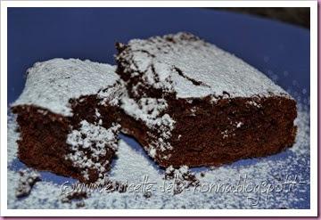Torta al cioccolato della Pamela (8)