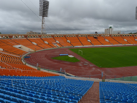 Imagini Belarus: stadion Dinamo