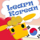 Learn Korean Alphabet