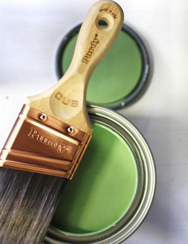 Wintergreen paint by Martha Stewart Living