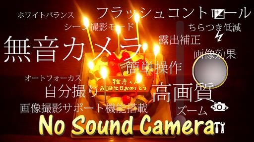 音がしないカメラ【ズーム・高解像度・無音カメラ】