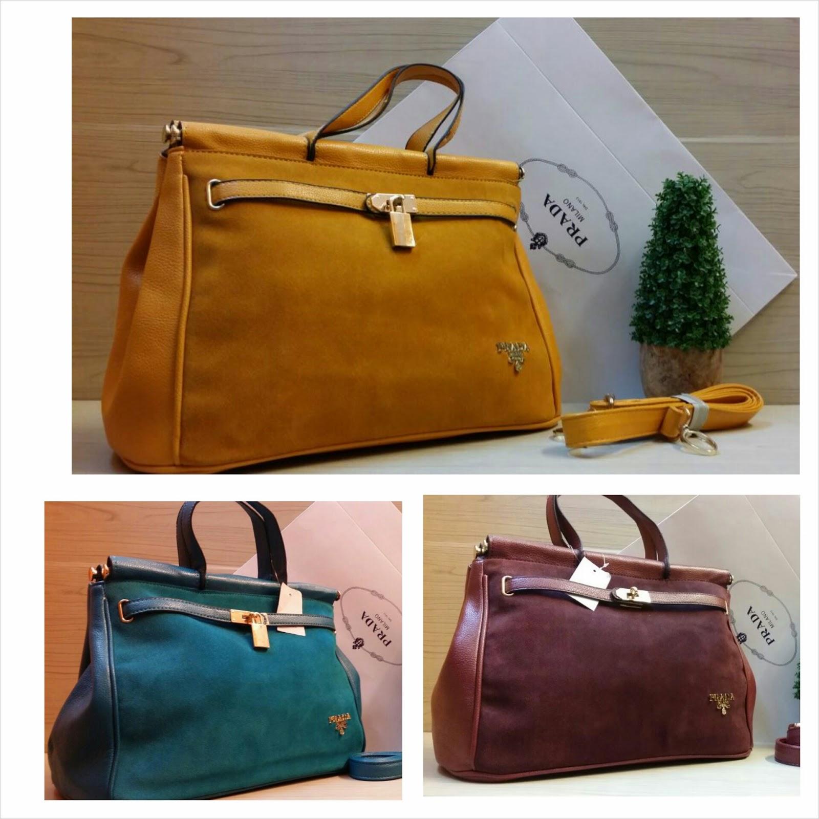 2441a33c1c4d Handbags & Closets: Beg Tangan Murah si PRADA yg Cunn