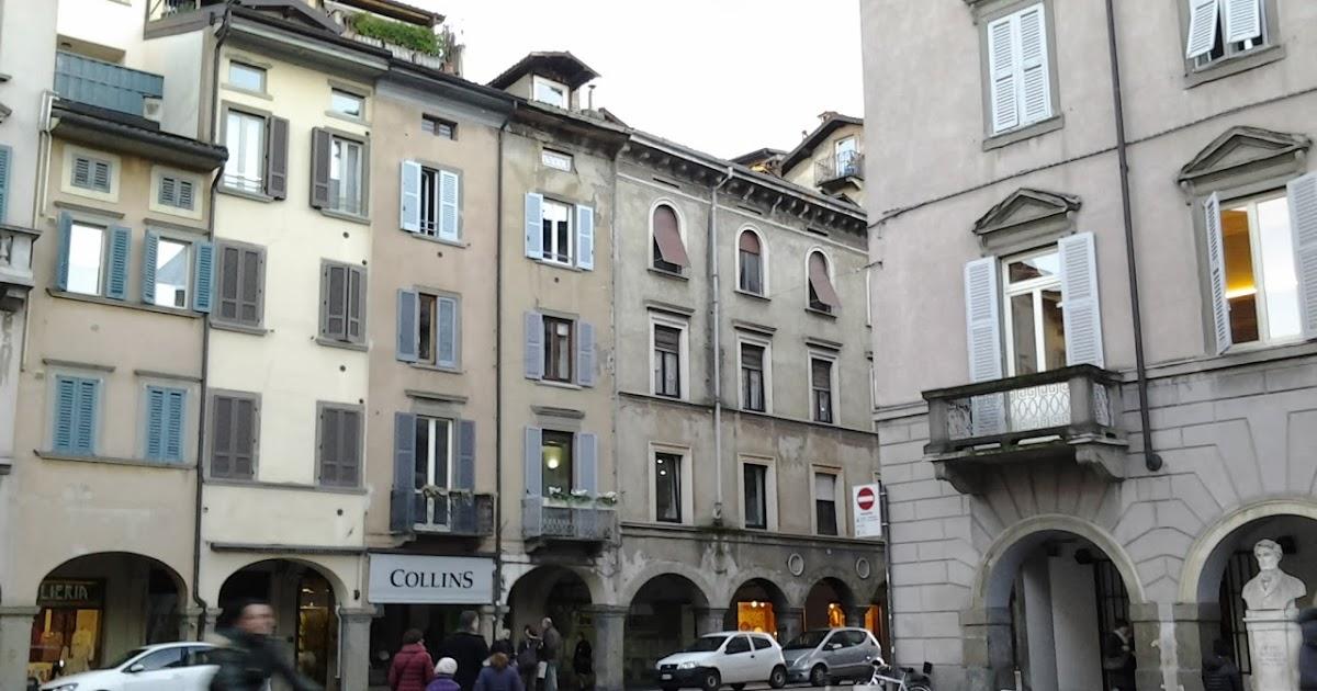 Bergamo immobiliare e storia il centro di citt bassa for Palazzi di una storia