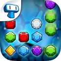 Jewels Master - Free Match-3 Puzzle Game icon