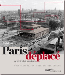 "couverture ""Paris dplac"""