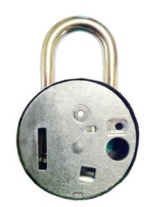 Sheva Apelbaum Combo Lock Backside Plate