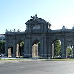 Fotos Puerta de Alcalá