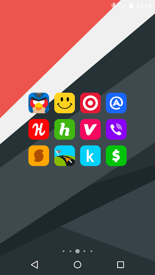 Goolors Elipse - icon pack- screenshot