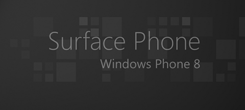 [Concept] Microsoft Surface Phone with Windows Phone 8