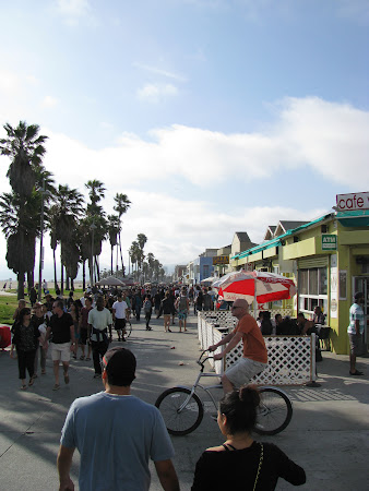 Venice Beach: Si in zona mai aglomerata