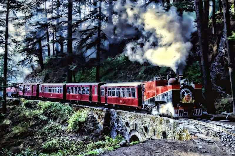nilgiri mountain railway timetable