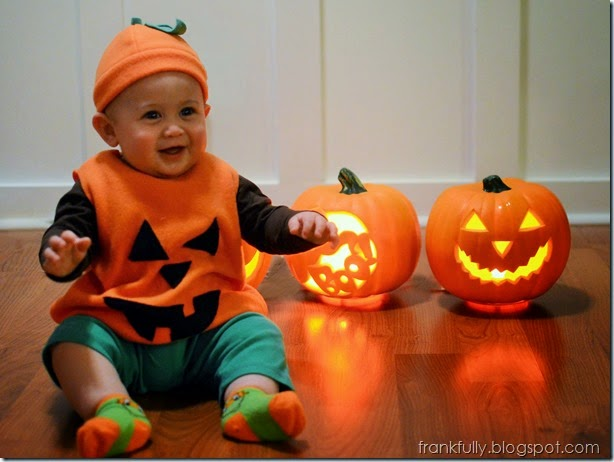 my little jack-o-lantern
