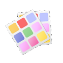 Ipack / Glossy Silver HD logo
