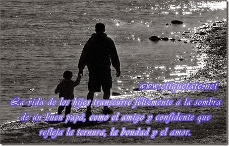 Frases para mi padre en su dia